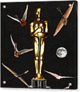 Oscars Night Out Acrylic Print by Eric Kempson