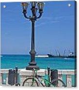 Otranto - Apulia Acrylic Print