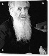 Otto Schmidt, Soviet Geophysicist Acrylic Print