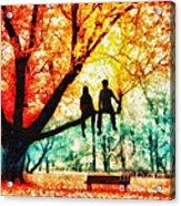 Our Spot Acrylic Print