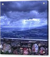 Our Valley Acrylic Print