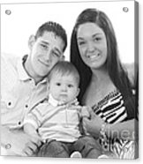 Our Wee Team Acrylic Print