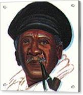Ousmane Sembene Acrylic Print
