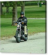 Out For A Ride Acrylic Print