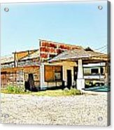 Out Of Business - No.816h Acrylic Print