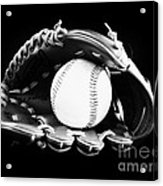 Out To The Ball Park Acrylic Print