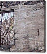 Outlook Acrylic Print by Jim Simak