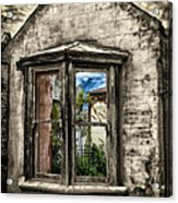 Outside In Acrylic Print