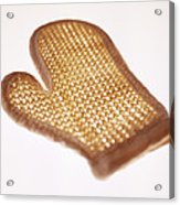 Oven Glove Acrylic Print