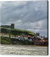 Over Looking Whitby Acrylic Print
