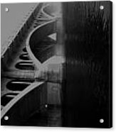 Over The Bridge Acrylic Print