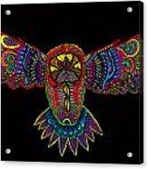 Owl 1 Acrylic Print