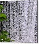 Ozark Waterfall Acrylic Print