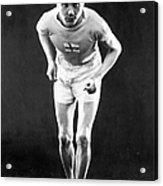 Paavo Nurmi (1897-1973) Acrylic Print