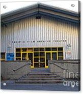 Pacific Film Archive Theater . Uc Berkeley . 7d10199 Acrylic Print
