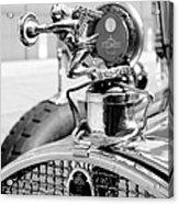 Packard Girl Acrylic Print