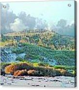 Padres Island National Park Beach Acrylic Print