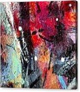 Paint Table 3 Acrylic Print