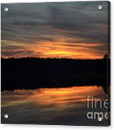 Painted Picture Perfect Acrylic Print