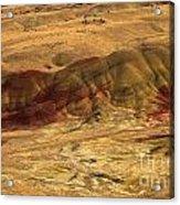 Painted Ridge Acrylic Print