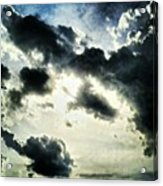 #painted #sky #instadroid #andrography Acrylic Print
