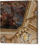 Palace Ceiling Detail Acrylic Print
