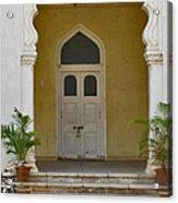 Palace Door Acrylic Print
