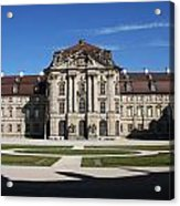 Palace Weissenstein Acrylic Print