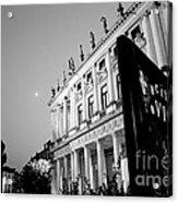 Palazzo Chiericati By Night Acrylic Print