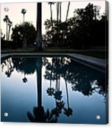 Palm Desert California Acrylic Print