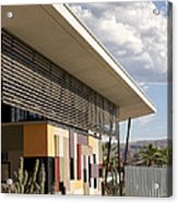 Palm Springs Animal Shelter  Acrylic Print