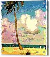Palm Two Acrylic Print
