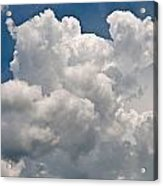 Panoramic Clouds Number 1 Acrylic Print