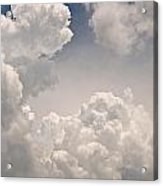 Panoramic Clouds Number 9 Acrylic Print