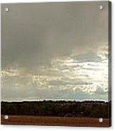 Panoramic Hilltop View Acrylic Print