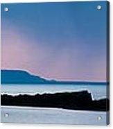 Panoramic View Of Skerries Islands Acrylic Print