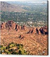 Papago Park Arizona Acrylic Print
