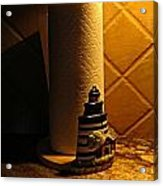 Paper Towel Holder Acrylic Print