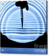 Parabolic Reflection Acrylic Print