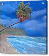Paradise In Puerto Rico Acrylic Print