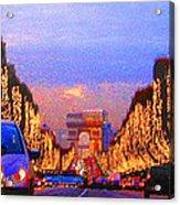 Paris 04 Acrylic Print