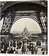 Paris Exposition, 1889 Acrylic Print