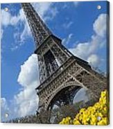 Paris, France Acrylic Print