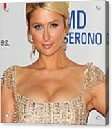 Paris Hilton At Arrivals For The 18th Acrylic Print by Everett