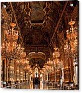 Paris Opera House Vi Acrylic Print