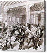 Paris: Pawnbroker, 1868 Acrylic Print