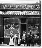 Paris: Restaurant, C1900 Acrylic Print