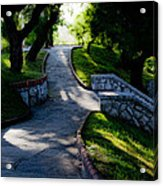 Park - Parque Acrylic Print