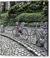 Parked 2 Acrylic Print