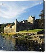 Parkes Castle, Co Leitrim, Ireland Acrylic Print